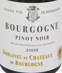 Borgonha 2009
