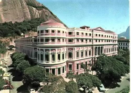 Faculdade Nacional de Medicina - Praia Vermelha