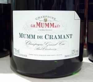 Mumm de Cramant